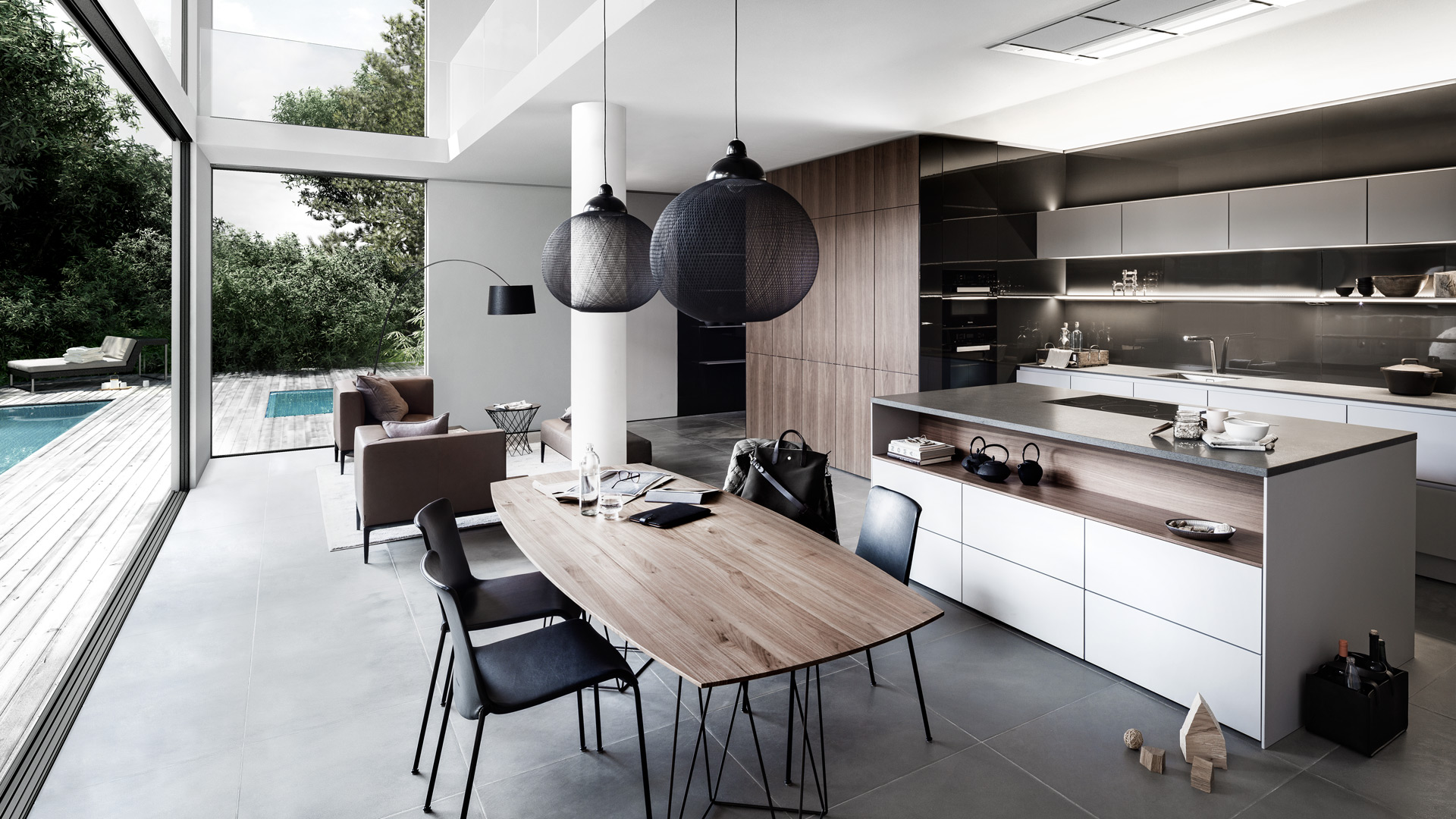 Siematic steven christopher design group - Distribucion de cocinas ...